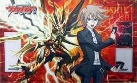 Cardfight Vanguard Card Supplies Toshiki Kai with Thunder Break Dragon Playmat