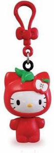Hello Kitty Molded Clip-Ons Apple
