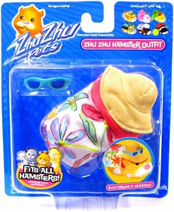 Zhu Zhu Pets Series 1 Hamster Outfit Sundress With Hat [Hamster NOT Included!]