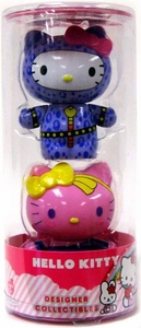 Hello Kitty Urban Vinyl Figures Retro 80's Kitty & Retro 80's Mimmy