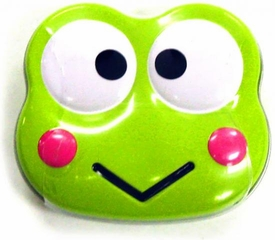 Hello Kitty Candy Tin Keroppi Sours [GREEN TIN]