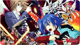 Ultra Pro Cardfight Vanguard Card Supplies Playmat #2