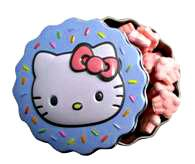 Hello Kitty Candy Tin Sweet Cupcakes [RANDOM Color]