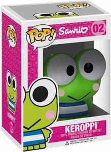 Funko POP! Sanrio Hello Kitty Vinyl Figure Keroppi