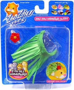 Zhu Zhu Pets Series 1 Hamster Outfit Hula [Hamster NOT Included!]