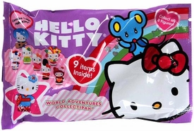 Upper Deck 2010 Hello Kitty World Adventures Collectipak Purple [Contains 1 Hello Kitty Miniature Figure]
