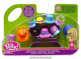Polly Pocket Accessory Pack High-Stylin' Hats BLOWOUT SALE!