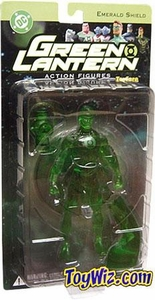 DC Direct Green Lantern Series 1 Action Figure Exclusive Emerald Shield Hal Jordan