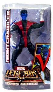 Marvel Legends Icons 12 Inch Hasbro Action Figure Nightcrawler