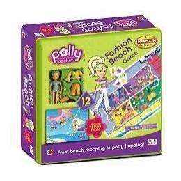 Polly Pocket Fashion Beach Game BLOWOUT SALE!