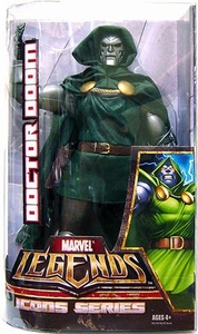 Marvel Legends Icons 12 Inch Hasbro Series 2 Action Figure Dr. Doom
