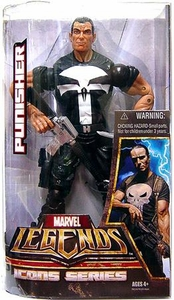 Marvel Legends Icons 12 Inch Hasbro Series 2 Action Figure Punisher