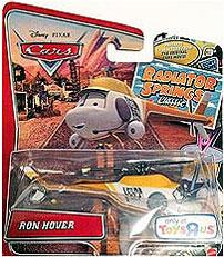 Disney / Pixar CARS Radiator Springs Classic Exclusive 1:55 Die Cast Car Ron Hover