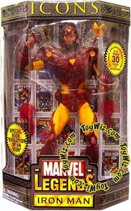 Marvel Legends Icons 12 Inch Series 1 Action Figure Iron Man