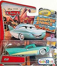 Disney / Pixar CARS Radiator Springs Classic Exclusive 1:55 Die Cast Car Flo