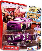 Disney / Pixar CARS Radiator Springs Classic Exclusive 1:55 Die Cast Car N2O Cola