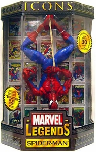 Marvel Legends Icons 12 Inch Series 3 Action Figure Spider-Man