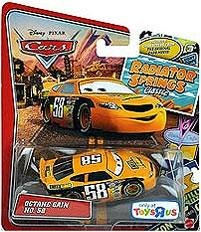 Disney / Pixar CARS Radiator Springs Classic Exclusive 1:55 Die Cast Car Octane Gain