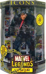 Marvel Legends Icons 12 Inch Series 2 Action Figure Venom [Variant Exposed Eddie Brock Face]