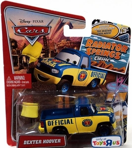 Disney / Pixar CARS Radiator Springs Classic Exclusive 1:55 Die Cast Car Dexter Hoover
