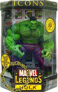Marvel Legends Icons 12 Inch Series 2 Action Figure Hulk