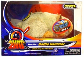 Kung Zhu Pet Battle Hamster Toy Rock-O [Special Forces]
