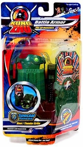 Kung Zhu Pet Special Forces Armor Set Rivet / Thunder Strike [Hamster NOT Included!]