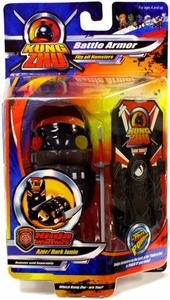 Kung Zhu Pet Ninja Warrior Armor Set Azer / Dark Jonin [Hamster NOT Included!]