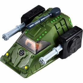Kung Zhu Pet Special Forces Vehicle Rhino Tank [Hamster NOT Included!]
