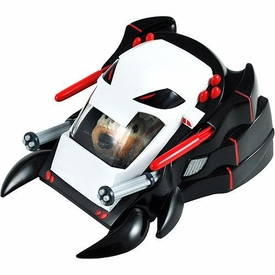 Kung Zhu Pet Ninja Warrior Vehicle Spider Skull Tank [Hamster NOT Included!]