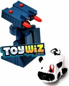 Kung Zhu Pet Playset Missile Attack Tower [Hamsters NOT Included!]