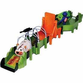Kung Zhu Pet Special Forces Training Ground Playset Alpha [Hamsters NOT Included!] BLOWOUT SALE!