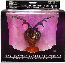 Final Fantasy Master Monster Creature Collection Series 2 PVC Arts Figure Diabolos
