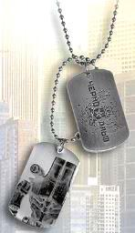 NECA Pacific Rim Dog Tags Cherno Alpha