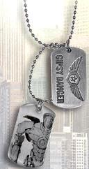 NECA Pacific Rim Dog Tags Gipsy Danger