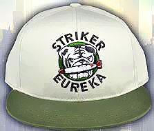 NECA Pacific Rim Baseball Hat Striker Erureka