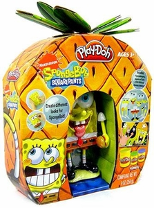 Play-Doh Spongebob Squarepants 10th Anniversary Create Set [Pineapple Package!]