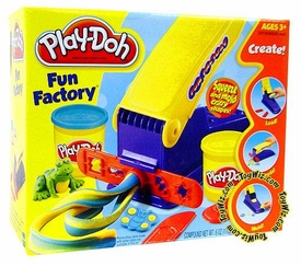 Play-Doh Creative Play Fun Factory