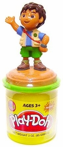 Play-Doh Nickelodeon Can Topper Diego