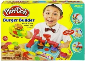 Hasbro Play-Doh Playset Burger Builder