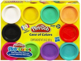 Play-Doh Creative Play Case of Colors