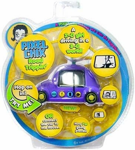 Pixel Chix Virtual Game Vehicle Car [Random Color] BLOWOUT SALE!