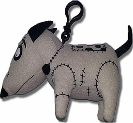 Frankenweenie Movie Plush Key Ring Sparky