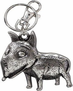 Frankenweenie Movie Pewter Key Ring Sparky
