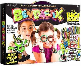 Bendastix Soft Constuction Toy Big Box Kit