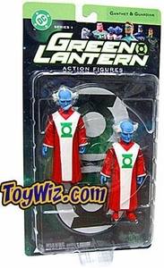 DC Direct Green Lantern Series 1 Action Figure Ganthet & Guardian