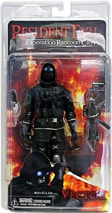 NECA Resident Evil: Operation Racoon City Action Figure Vector