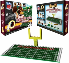 OYO Football NFL Generation 1 Team Field Endzone Set Washington Redskins