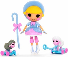 Lalaloopsy 3 Inch Mini Figure with Accessories Little Bah Peep