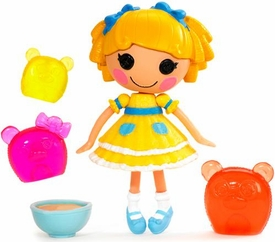 Lalaloopsy 3 Inch Mini Figure with Accessories Curls 'N' Locks